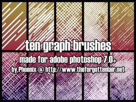 Graph Brushes by Red-Eclipse