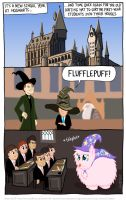 New School Year at Hogwarts by KTurtle