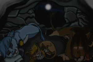 KH BBS night Lions by Silverkey101