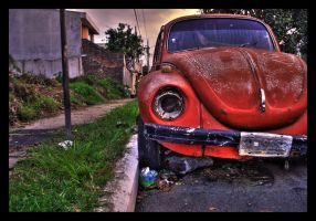 Classic Beetle HDR by josue86