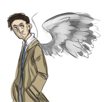 cas get out of my ass by ashichams
