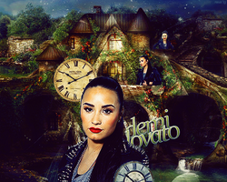 demi l o v a t o by rousvisuals