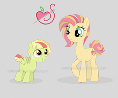 FlutterMac Children by ShadOBabe