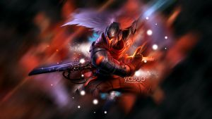 League of Legends - Yasuo by Soinnes