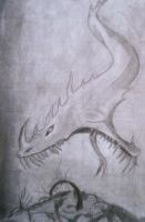 Dragon Snake Monster thing... by Adelia-Cooperwing