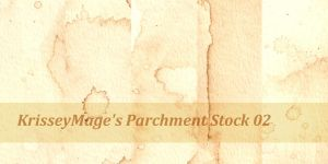 Parchment Stock 02 by KrisseyMage