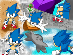 Sonic Boom Color by nintencrafter1983