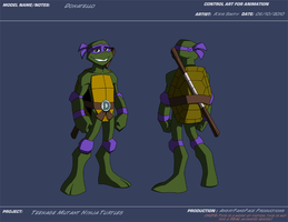 AP Donatello by KrisSmithDW