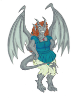 Lizgoyle Color by prplbeedoo