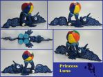 Princess Luna is Having A Ball - revisited 2 by MadPonyScientist
