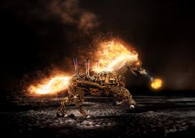 Equinus Infernus by DISENT