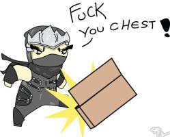 Ninja Gaiden: Fuck Chests by the-lagz