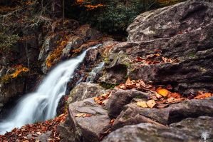 Cascading Memories by JustinDeRosa