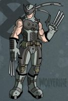 MGS-Wolverine by DigitalRum