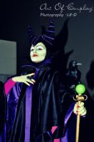 Maleficent by Miwako-cosplay