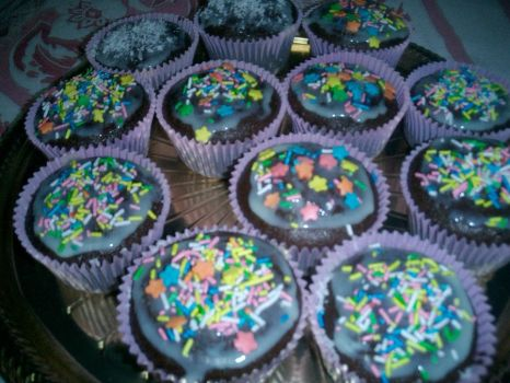 Cupcake Party by drianis