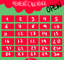 ++MLP Advent calendar++ by Vania-k