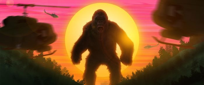 Golden Horizon - Kong by Awesomeness360