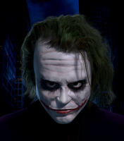 The Joker by RicoCilliers