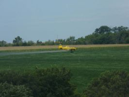 Crop duster by captpackrat