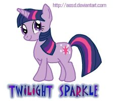 MLP: Twilight Sparkle by AESD