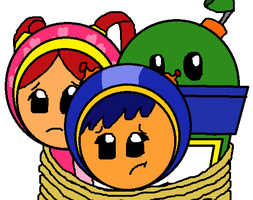 Team Umizoomi in Distress by ChameleonCove