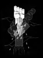 The Fist of Revolt by Babymordred121