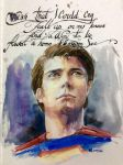 superman(It's not easy) by porpan