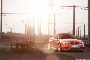 BMW 1M by alexisgoure