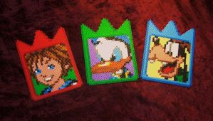 Beads - KH CoM Cards by Oggey-Boggey-Man