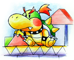 Baby Bowser by NeoZ7