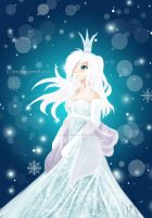 .:Mistress of the Snow:. by InuKagomeluvrs