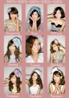 SNSD Poster FIXED by kittyloveskpop