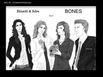 Rizzoli and Isles meet BONES by SumikoOneeSan