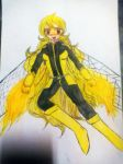 Yang Xiao Long/Agent Y/Firefly: Reimagined by e31