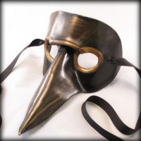 Plague Doctor Prototype by pilgrimagedesign