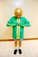 Chie At Avtar State XD by Caim-The-Order