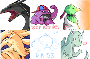 iscribble junk by XDeiDei-chan