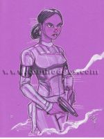 Padme 40 by Hodges-Art