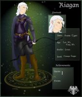 Riagan Application: Avonis Tyrel by Tprinces