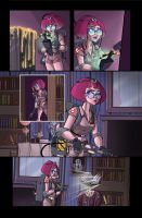 Ghostbusters: Halloween pg 10 by luisdelgado