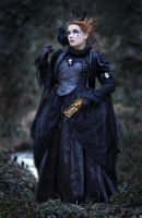 The Evil Steampunk Queen by avyva
