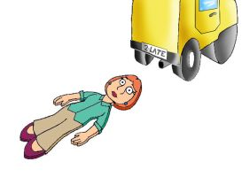 Lois Flattened by Not-the-New-Account