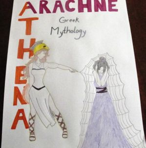 The Contest between Athena and Arachne