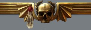 Imperial insignia by warhammer40kcampaign