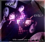 Good And Evil by 123Shei-chan321