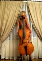 Violoncello 5 by Lanatrellana