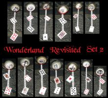 Wonderland Revisited, Set 2 by Destiny-Carter