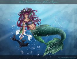 Mermaid Queen by Elflady88