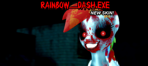[DL] RAINBOW_DASH.EXE by BriefCasey795